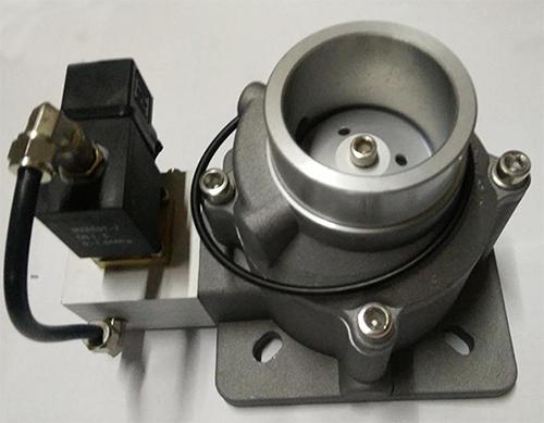 螺杆式空压机立式进气阀组立