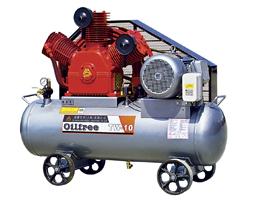 复盛无油往复式空压机