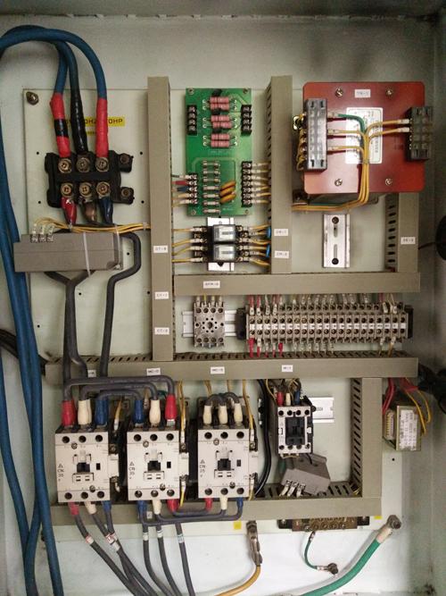 空压机控制盘